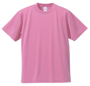 4.1オンス ドライアスレチックTシャツ T-5900